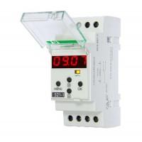 Реле времени PCZ-521-1 (1канал-125пар вкл. /выкл. сут. /нед. циклы 230В 16А 1P IP20 монтаж на DIN-рейке) F&F