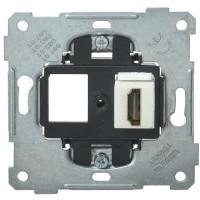 Механизм розетки СП HDMI BOLERO РHDMI-0-Б ИЭК