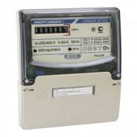 Счетчик ЦЭ-6803В 1 3ф 1-7.5А 230В 1 класс точн. 1 тариф. 4пр М7Р32 щиток или DIN-рейка Энергомера