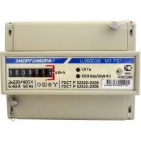 Счетчик ЦЭ-6803В 1 3ф 5-60А 230В 1 класс точн. 1 тариф.; 4пр. М7P31 DIN-рейка Энергомера