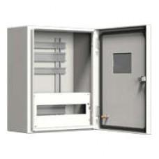 Щит коттеджный ЩКН-1/9 370х250х125мм IP54 ASD-electric