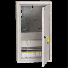 Щит учетно-распределительный встраиваемый IEK MKM35-N-12-31-ZO