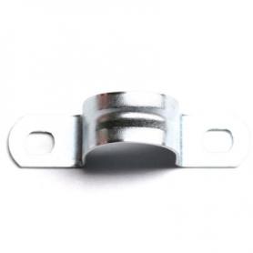 Скоба крепежная двухлапковая d63мм метал. оцинк. DKC 53362