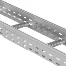 Пластина соединительная усиленная H80 1.5мм оцинк. ASD-electric