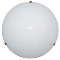 Светильник ДПБ 350 LED 36 M08 Искры глянц. бел./кл.штамп металлик 350х85 36Вт 6000К инд. упак. Элетех