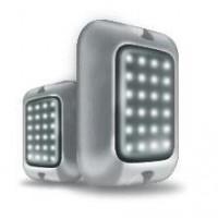 Светильник LED АТ-ДБП-01-09 Medusa 9Вт 5000К IP20 для ЖКХ Атон