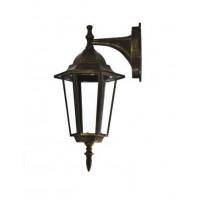 Светильник 4102 (НБУ 60Вт) 60Вт E27 IP43 улично-садовый бронза Camelion