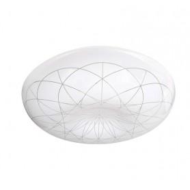 Светильник светодиодный бытовой настенно-потолочный PPB ASTRA 12Вт 4000К D260х90 IP20 Jazzway