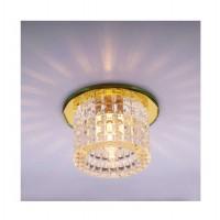 Светильник Bohemia 220 14 73 декор. огран. стекло G9 зол. ИТАЛМАК