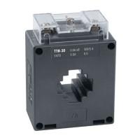 Трансформатор тока ТТИ-30 100/5А кл. точн. 0.5S 5В.А ИЭК