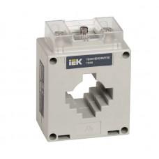 Трансформатор тока ТШП-0.66 300/5А кл. точн. 0.5S 5В.А габарит 30 ИЭК