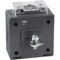 Трансформатор тока ТТИ-А 1000/5А кл. точн. 0.5 5В.А ИЭК