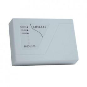 Контроллер С2000-КДЛ по 2-х проводной линии связи до 127 извещателей Болид