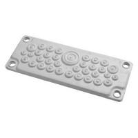 Ввод кабельный пластик V0 UL94. (35 отв.) IP65 ДКС