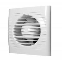 Вентилятор вытяжной осевой 125мм обр. клапан бел. ERA OPTIMA
