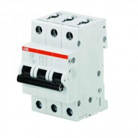 Выключатель автоматический модульный 3п C 40А 6кА SH203 ABB