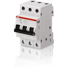 Автомат. выкл. 3-пол. 16А тип С 4,5кА серия SH200L