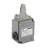 Выключатель концевой ВПК-2111-БУ2 толкатель с роликом IP65 ИЭК
