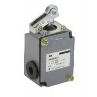 Выключатель концевой ВПК-2112-БУ2 рычаг с роликом IP65 ИЭК