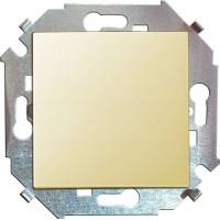 Механизм выключателя проходной 1-кл. СП Simon15 16А IP20 сл. кость Simon