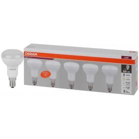 Лампа светодиодная LED Value LVR60 7SW/830 грибовидная матовая E14 230В 2х5 (уп.5шт) OSRAM 4058075583931
