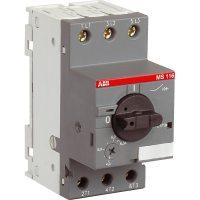 Автоматич.выключ. MS116-32 10кА с регулир. тепловой защитой 25A-32А Класс тепл. расцепит. 10