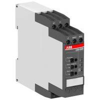 Реле контроля уровня жидкости CM-ENS.31P, наполнение/слив (чувствит. 0,1- 1000кОм, задержка сраб./отпуск. 0,1-10 с) 24-240В АС/DC, 2ПК, пруж. заж.