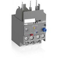 Реле перегрузки электронное EF19-1,0 диапазон уставки 0,3-1,0А для контакторов AF09-AF38, класс перегрузки 10, 20, 30