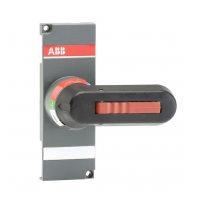 Ручка управления OTV250EK черная для прямой установки на рубильн ики OT200..250