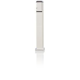 Стойка электропитания CWL13 в сборе, 2хScuko, до 35 DIN модулей