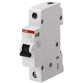 Выключатель автоматический модульный 1п B 20А 6кА SH201 ABB