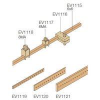 Изолятор для шины Нейтраль/Земля EV1115 (50шт)