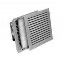 Вентилятор с решеткой 204x204 mm