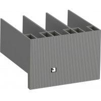 Блок контактный дополнительный CA5X-01 (1Н3) фронтальный для контакторов AX06…AX80 и реле NX ABB