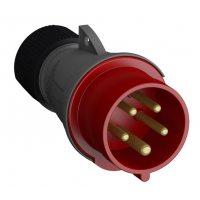 Вилка кабельная Easy&Safe 416EP6 16А 3P+N+E IP44 6ч ABB
