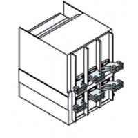 Комплект силовых выводов фиксированной части SHR E1.2 W FP 3шт