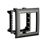 Суппорт \ панель розетки для кабель-канала