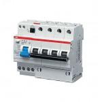 Блок распределительный с устройством защитного отключения и автоматическими выключателями
