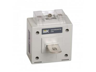 Чем отличаются трансформаторы тока от транформаторов напряжения ?