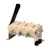 ВР32-37 А 70220-00 УХЛ3, 400А, несъёмная боковая рукоятка, 3-х полюсный на два направления, IP00, выключатель-разъединитель (ЭТ)