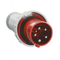 СР Вилка 045, переносная, 3Р+PE+N, 125А, 380В, IP54 (ЭТ)