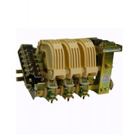 КТ-5053Б У3, 630А, 220В, 3з+3р, 3 полюса, контактор электромагнитный (ЭТ)