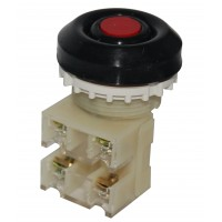 ВК30-10-22110-54 У2, красный, 2з+2р, цилиндр, IP54, 10А. 660В, выключатель кнопочный (ЭТ)