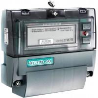 Счетчик электроэнергии однофазный многотарифный INCOTEX Меркурий 200.02 (2 тарифа) 5(60) А