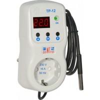 Терморегулятор ТР-12 (вилка-розетка)