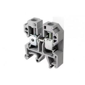 Зажим наборный JXB-6мм2 (JXB50А) серый HLT