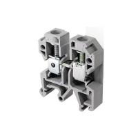 Зажим наборный JXB-10мм2 (JXB70А) серый HLT