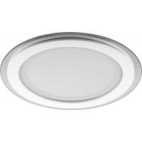 Светодиодный светильник Feron AL2110 встраиваемый 18W 4000K белый