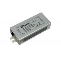Трансформатор электронный для светодиодного чипа 20W DC(20-36V) (драйвер), LB0003