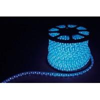 Дюралайт светодиодный Feron LED-F3W 3-х жильный , синий 2,88Вт/м 72LED/м 50м 220V